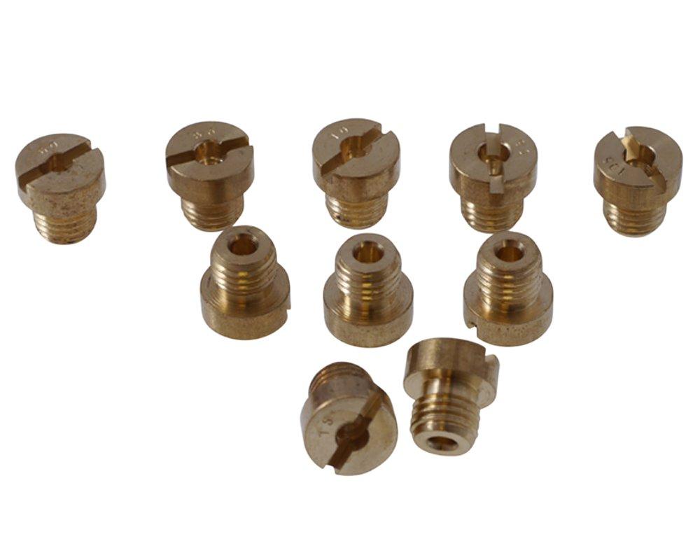 2EXTREME Kit getti/cicler (10pezz DELLORTO M6 / 6mm 80-125 2900663