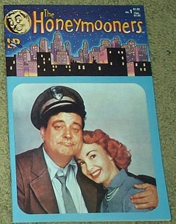 The Honeymooners #1 (The Home Game, Volume (Honeymooners Game)