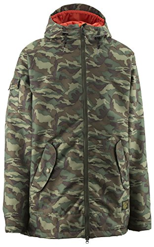 Toaster Jacket Freedom Camo 15/16 Size L by Airblaster