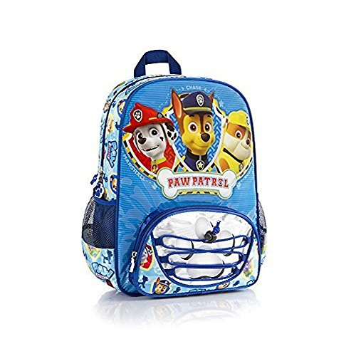 (Heys Paw Patrol Deluxe Backpack Kids School Bag 15 Inch)