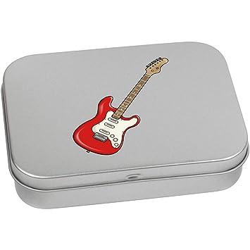 Azeeda 110mm x 80mm Guitarra Eléctrica Caja de Almacenamiento ...
