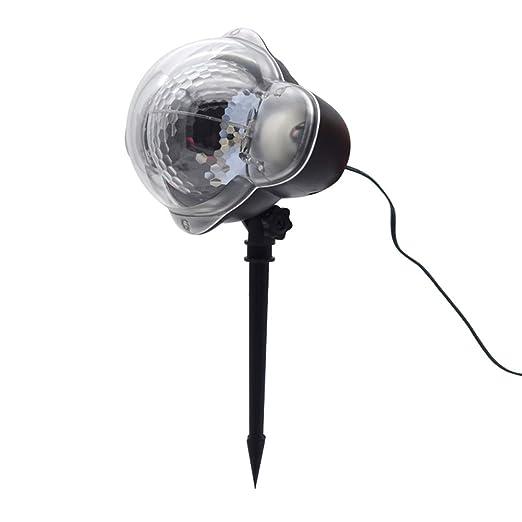 Sungpunet La luz LED proyector de la Navidad al Aire Libre ...