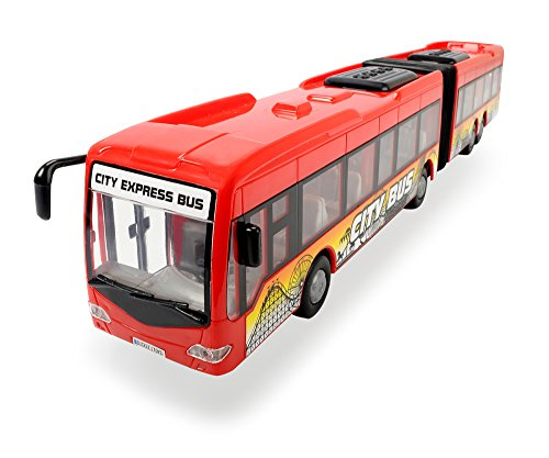 Dickie Toys City Express Bus, (Tonka Van)