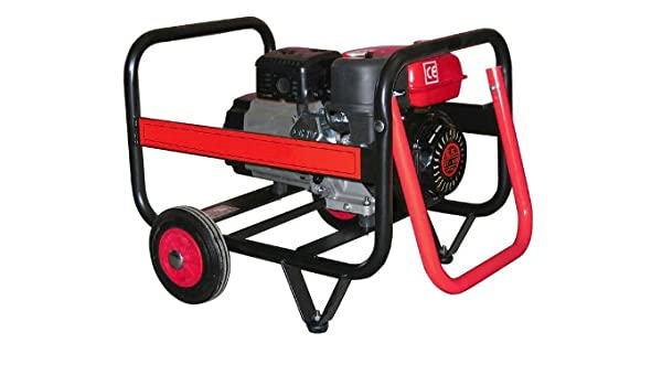 Generador Honda Gasolina 3,8 Kva con kit de ruedas, monofásico: Amazon.es: Bricolaje y herramientas