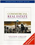img - for Commercial Real Estate Analysis and Investments, International Edition (with CD-ROM) by David Geltner (2006-12-05) book / textbook / text book