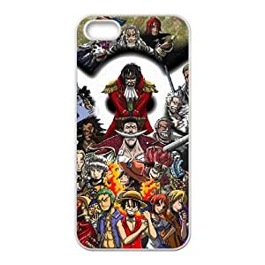 iPhone 5, 5S Phone Case White One Piece DY7707661
