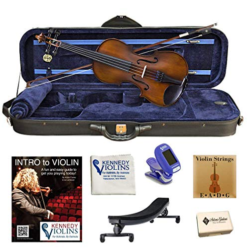 Bunnel Basic Clearance Violin Outfit 4/4  Size, Kennedy