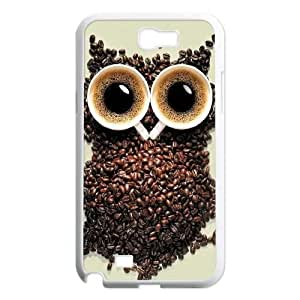 Coffee love CUSTOM Phone Case for Samsung Galaxy Note 2 N7100 LMc-94430 at LaiMc