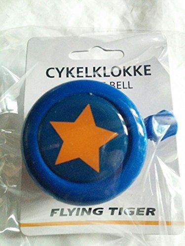 FLYING TIGER CYKELKLOKKE BICYKLE BELL フライングタイガー サイクルベル
