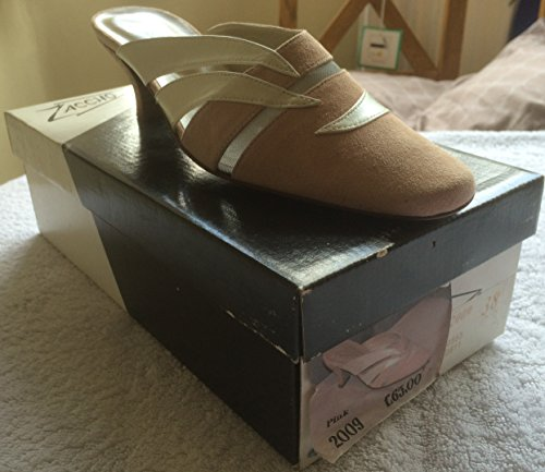 ZACCHO SHOES PINK 2009 BOXED SIZE 40 RRP £65.00 kqt3tcpjD