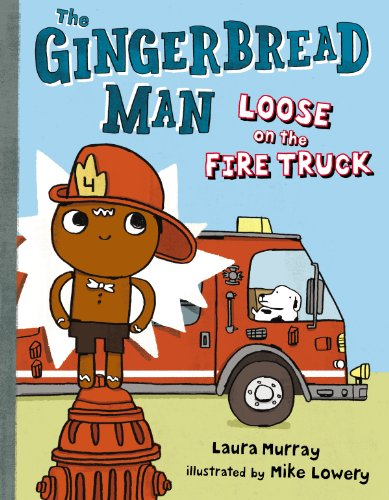 The Gingerbread Man Loose on the Fire - Crafts Man Kids Gingerbread For