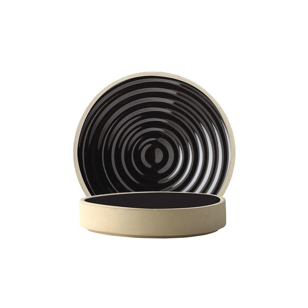 Chef & Sommelier FK846 Geode Black 32 Ounce Bowl - 12 / CS