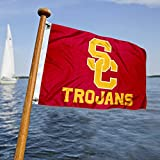 Southern Cal Trojans Boat and Nautical Flag Review