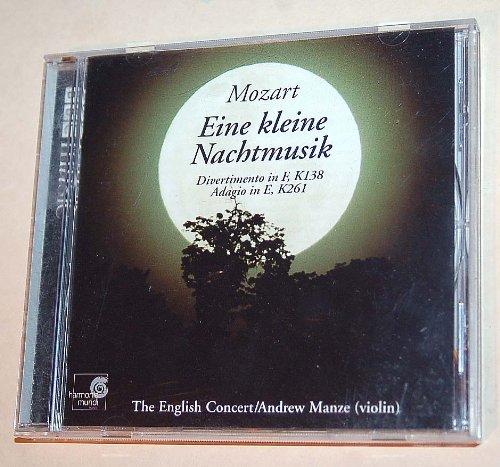 Mozart: Eine Kleine Nachtmusik, etc. (Recorded 9/23-25/2002, London)