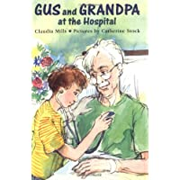 Gus and Grandpa at the Hospital