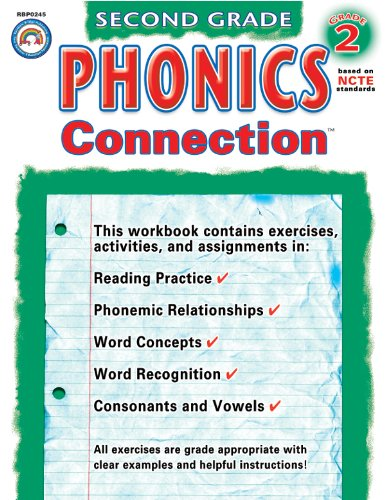Phonics ConnectionTM, Grade 2 (ConnectionsTM Series)