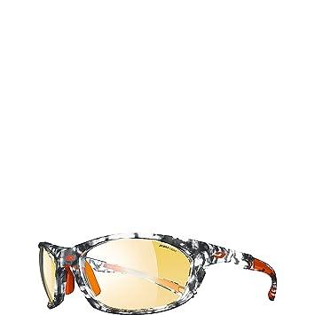 Julbo Race 2.0 Zebra Light Men s Sunglasses, Grey Shell with Orange Logo c8f4febeae40