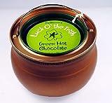 Pot of Gold Green Hot Chocolate