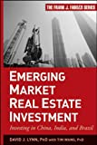 Emerging Market Real Estate Investment, David J. Lynn, 0470901098