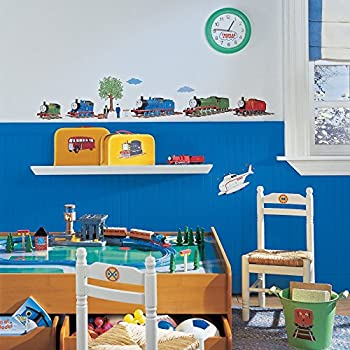 (6x11) Thomas The Tank Engine Wall Decal Part 47