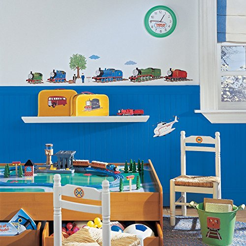 Cheap  (6x11) Thomas The Tank Engine Wall Decal