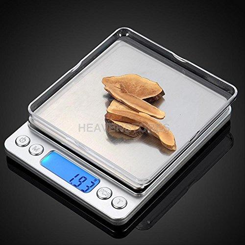 500g x 0.01g Digital Pocket Gram Scale Jewelry