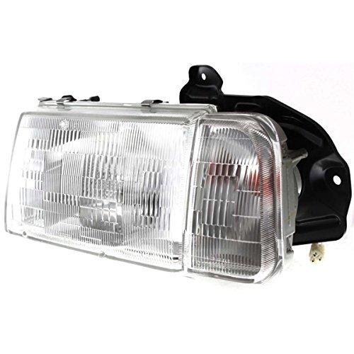 30020200 Headlamp (Diften 114-B4768-X01 - New Headlight Driving Head light Headlamp Driver Left Side Chevy LH Hand Tracker)