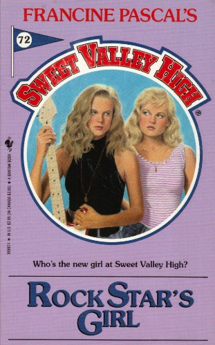 Full sweet valley high book series by kate william francine pascal rock star fandeluxe Image collections