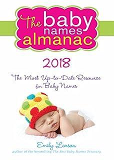 Book Cover: The 2018 Baby Names Almanac