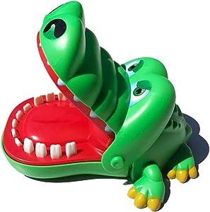 Starspuff Crocodile Teeth Dentist Games Dinosaur Biting Finger Game Funny Toys Kids Game