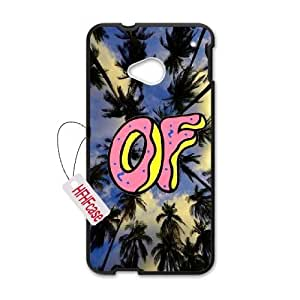 HFHFcase Wholesale Cover Case for HTC One M7, Odd Future HTC One M7 DIY Case