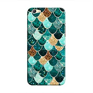 Cover It Up - Emerald Scales F3Hard Case