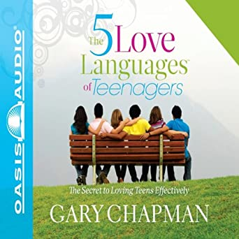 Audiobook Image The Five Love Languages Ofagers