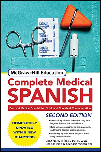 The 10 best complete medical spanish 2nd