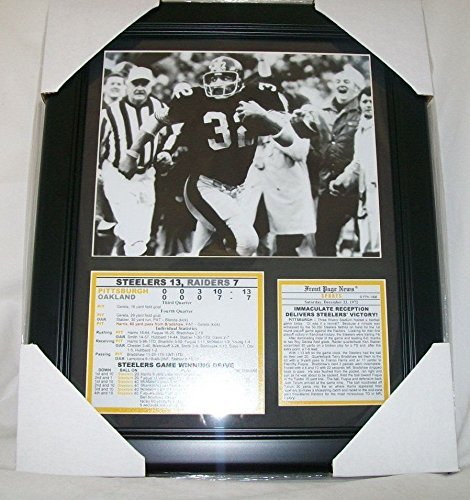 11x14 1972 Pittsburgh Steelers Franco Harris Immaculate Reception 8x10 Photo