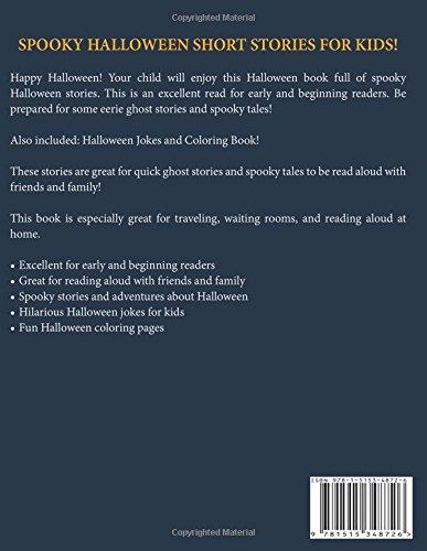 Halloween Stories: Spooky Halloween Stories for Kids: Volume 2 ...
