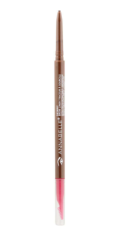 Annabelle Skinny Brow Liner, Universal Medium, 0.09 g Groupe Marcelle Inc.
