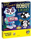 Creativity for Kids Color Changing Robot Light by Creativity for Kids