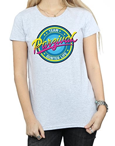 Ready Player Parzival Sport Team Femme Absolute One Gris T shirt Cult 6Agq5UwS