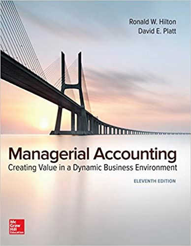 Amazon managerial accounting creating value in a dynamic managerial accounting creating value in a dynamic business environment 11th edition kindle edition fandeluxe Choice Image