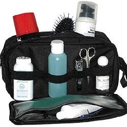 Travel Smart by Conair Toiletry Kit, Black