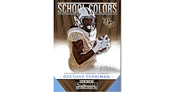 Breshad Perriman UCF Knights Football Jersey White
