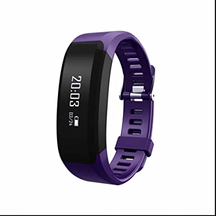 Deporte Reloj de Pulsera Bluetooth Relojes Fitness smartwatch monitoreo de la frecuencia cardíaca medición de la