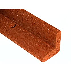 Image of the product 4 ft Red Rubber Landscape that is listed on the catalogue brand of EcoBorder.