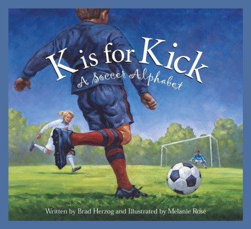K is for Kick: A Soccer Alphabet (Sports Alphabet) by Sleeping Bear Press (Image #2)