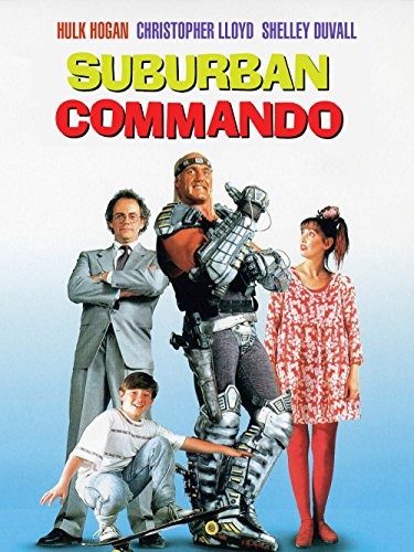 Suburban Commando (Ultimate Weapon)