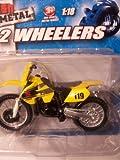 Maisto Fresh Metal 2 Wheelers ~ Suzuki RM250