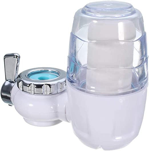 Yishelle Purificador de Agua del Grifo Viajes Purificador De Agua Filtro Filtro Cartucho De Cerámica del