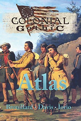 Colonial Gothic Atlas (RGG6102)
