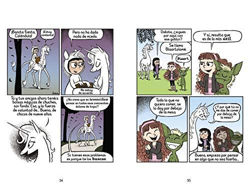 Amigas para siempre (Cloe y su Unicornio 5): Dana Simpson ...